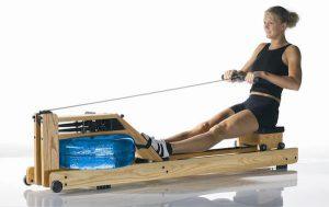 Water Rower Rudergerät Test